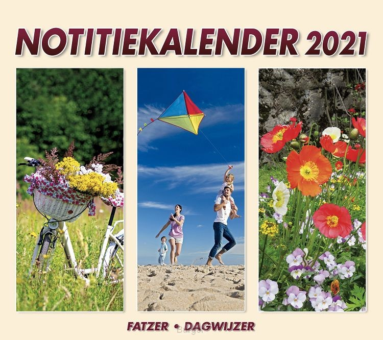 Notitiekalender hsv 2021