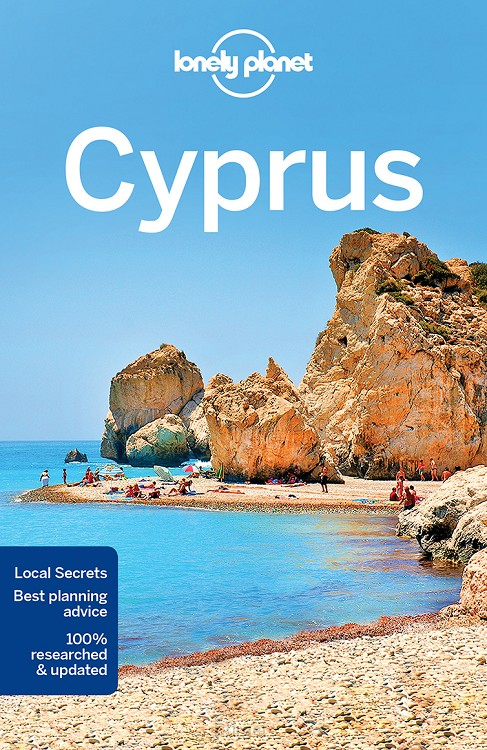 Lonely Planet Cyprus