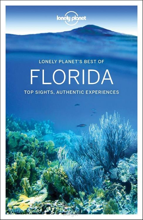 Lonely Planet Best of Florida 1e
